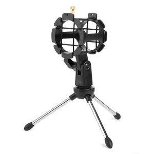 Image 5 - Video Microphone Kit USB Plug Home Stereo Condenser MIC Desktop Tripod for PC YouTube Video Skype Chatting Gaming Recording