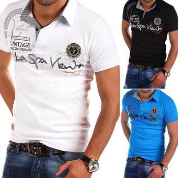 Zogaa mężczyźni lato T koszula marka moda męska bawełna z krótkim rękawem krokodyl koszule Dry Slim Fit t-shirt męski odzież 2020 tanie i dobre opinie Pełna Skręcić w dół kołnierz short sleeve Płótno Poliester Na co dzień List Man-7371
