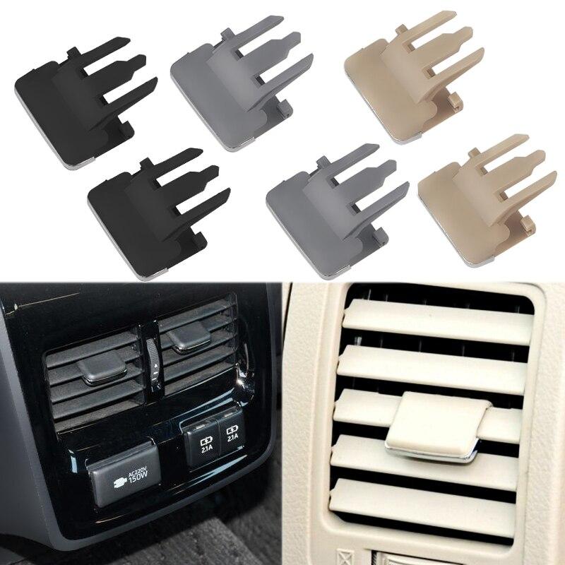 1 комплект, автомобильный Кондиционер, вентиляционное отверстие, Автомобильный Центр, Dash A/C, весло, кондиционер, лист, клипса для Toyota Corolla, ста...