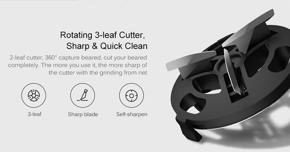 Xiaomi SOOCAS PINJING ED1 Electric Shaver 5