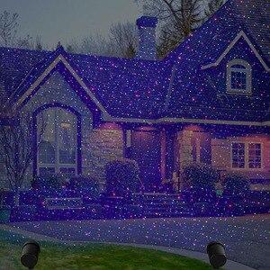 Image 5 - Rgb Laser Kerstverlichting Sterren Rood Groen Blauw Douches Projector Tuin Outdoor Waterdichte IP65 Voor Xmas Decoratie Met Afstandsbediening