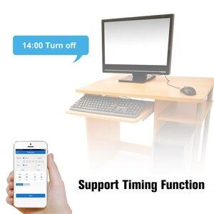 Image 4 - EWeLink, tarjeta de inicio remota por ordenador, Control remoto, interruptor WIFI inalámbrico para el trabajo en computadora con Google Home y Alexa