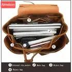 Nuevo estilo al aire libre de gran capacidad mochila de viaje para hombre mochila casual mochila Escuela Media estudiantes ordenador bloqueo bolsas impermeables - 4