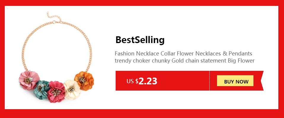 Female vintage choker pendants&necklaces big boho necklaces ethnic bohemian jewelry statement tribal Colorful bijoux femme mujer 3