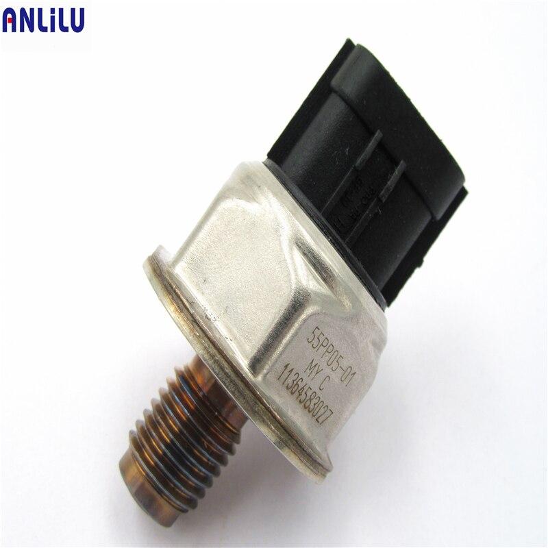 FITS FORD TRANSIT MK7 VII FUEL HIGH PRESSURE RAIL SENSOR 2.2 2.4 TDCI RWD HDI D