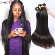 28 30 32, большие размеры 34-40 дюймов прямые бразильские волосы ткет пряди 3 4 пряди человеческих волос пряди одной пряди Волосы remy волос для наращивания