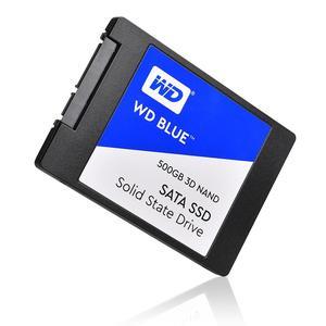 """Image 4 - オリジナル WD ブルー 3D NAND SSD 250 ギガバイト 500 ギガバイト 1 テラバイト 2 テラバイト内部 SATA3 2.5 """"ソリッドステートドライブハードディスク WESTERN DIGITAL のラップトップのためのない"""