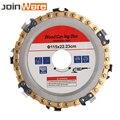 5 дюймов шлифовальный диск цепи деревообрабатывающий пильный диск абразивные отрезные пилы цепь с сенсорным экраном для 125x22 мм угловой шли...