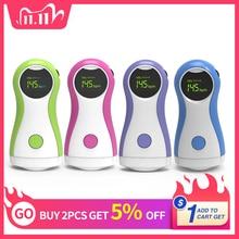 Draagbare Foetale Hartslagmeter Foetale Doppler Monitor De Foetale Baby Met Gratis Oortelefoon Audifono Stethoscoop Voor Zwangere Vrouwen