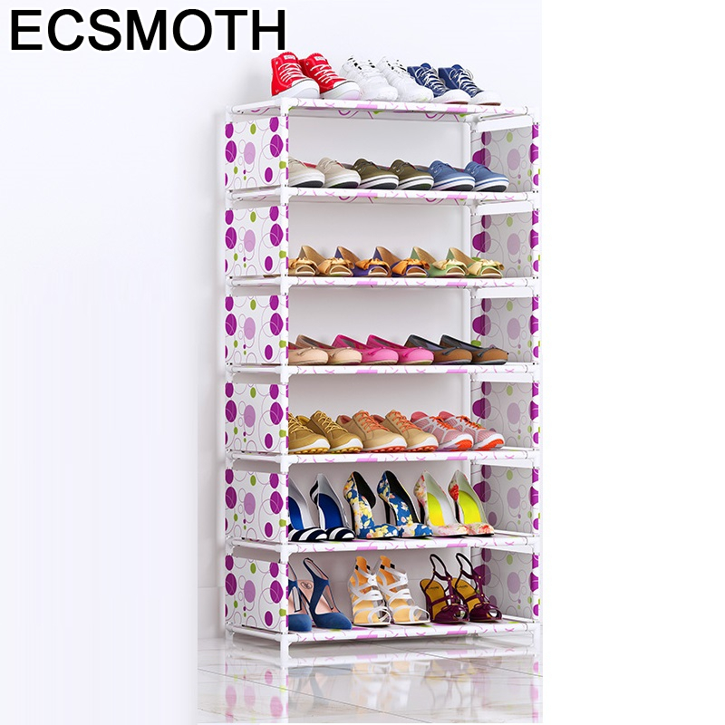 Rangement Moveis Para Casa Gabinete Range Organizador De Zapato Minimalist Mueble Rack Scarpiera Meuble Chaussure Shoes Cabinet