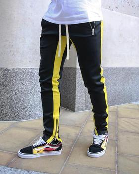 2019 de Fitness, pantalones de pista de marca, nuevos pantalones GX04