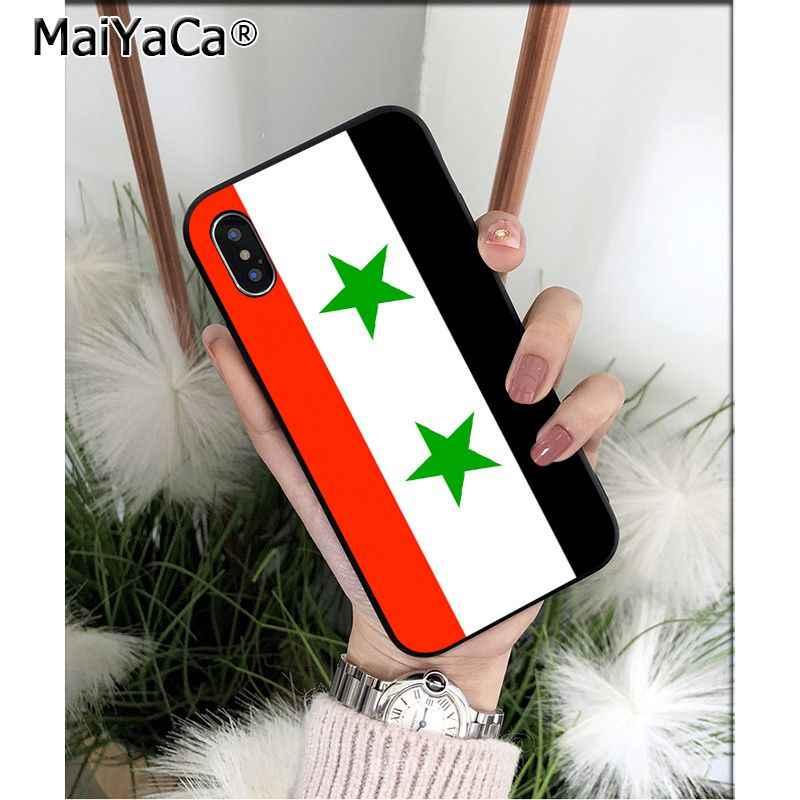 MaiYaCa シリアフラグ顧客高品質電話ケース用 8 7 6 6S プラス X XS 最大 5 5S 、 SE XR 11 11pro 最大カバー