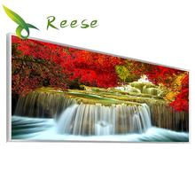 Full Diamond Painting Cornucopia Like Landscape Blessing water Will Amass Wealth Embroidery  2 Size