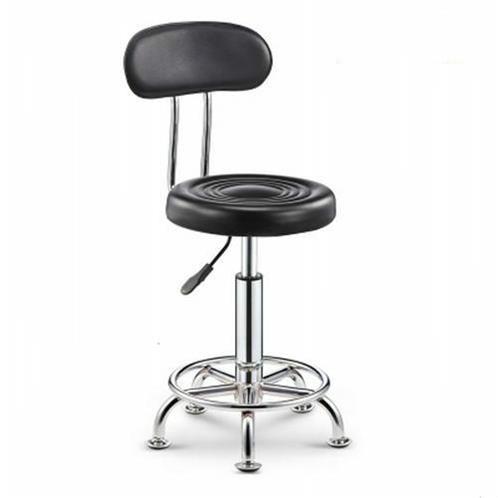 Bar Chair Lift Swivel  Back Manicure   Stool Household Fashion Creative Beauty Round
