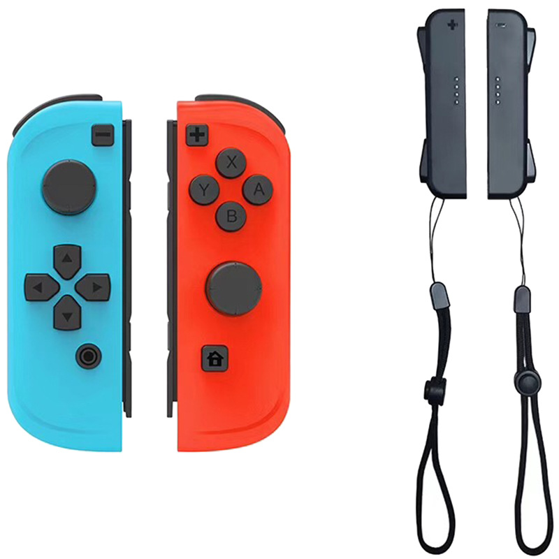 Tns-1810 Switch Joy-Cob Small Game Handle Ns Console Gamepad Switch Bluetooth Handle With Lanyard