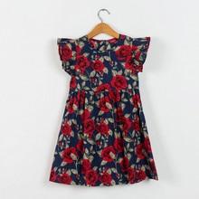 Vestido Infantil Kids Dresses For Girls Girl's Dres