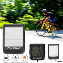 Wired Waterproof Bicycle Speedometer Wired MTB Bike Cycling Odometer Stopwatch bicycle computer bicycle accessories стоимость