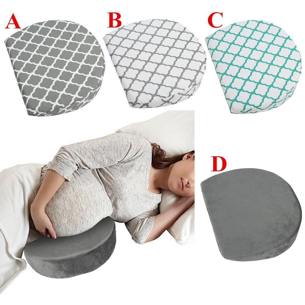Bear Pattern Pillow Newborn Infant Baby Support Cushion Pad Prevent Flat Head 2h
