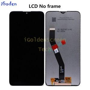 Image 3 - Original para xiaomi redmi 8a display lcd com moldura da tela de toque painel digitador assembléia para xiaomi redmi 8a 8 lcd