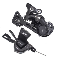 SHIMANO DEORE XT M8000 11 Speed Groupset SL M8000 Shift Lever + RD M8000 Rear Derailleur SGS MTB 11V KIT
