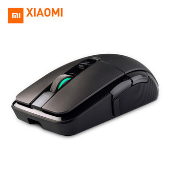 Original Xiaomi Wireless Mouse Gaming USB 2.4GHz 7200DPI RGB Backlight Rechargeable Computer Mouse Gamer Optical For PC Laptop