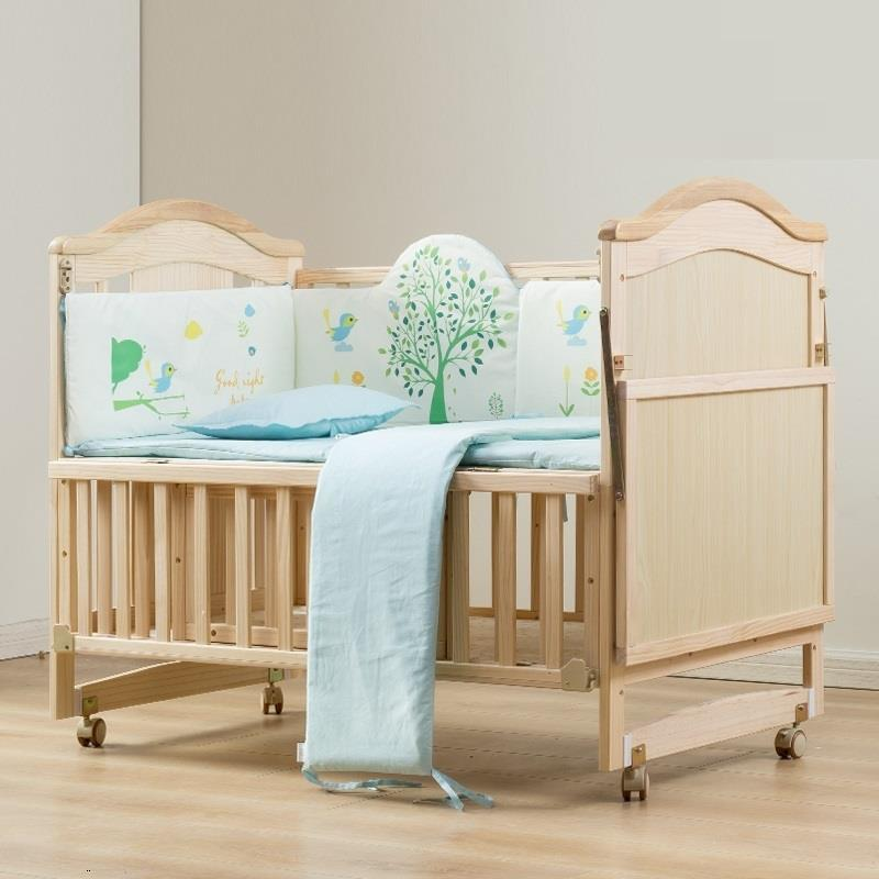 Letto Toddler Camerette Lozeczko Dzieciece For Cameretta Bambini Wooden Kinderbett Kid Lit Chambre Enfant Baby Furniture Bed