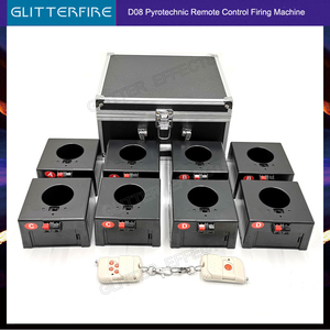 Image 1 - Cold Firework Ignition Machine Wireless Remote Pyrotechnics 8 Cues Receiver Stage Equipment Fountain System 1case 8 Base Firing