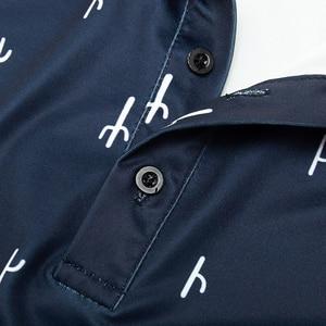 Image 4 - Fredd Marshall 2019 Nieuwe Cactus Gedrukt Polo Shirt Mannen Korte Mouw Casual Volledige Printing Polo Mannelijke Tops Tees 049