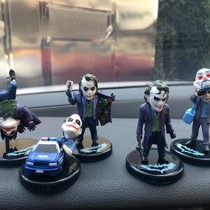Superhero Batman The Joker Car
