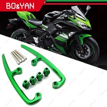 For Kawasaki Z650 NINJA 650 NINJA650 2017 2018 2019 Motorcycle Passenger Rear Grab Bar Rear Seat Rail Kit
