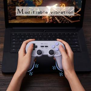 Image 3 - SN30 PRO+ Wireless Joystick Bluetooth Remote Game Controller Gamepad for Switch/Windows/ Steam/macOS Joystick Accessories