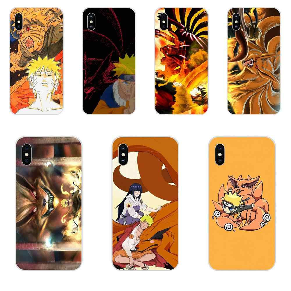 Nine Tailed Demon Fox Naruto Soft สำหรับ Huawei Honor 4C 5A 5C 5X6 6A 6X7 7A 7C 7X8 8C 8S 9 10 10i 20 20i Lite Pro