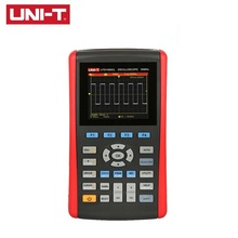 UNI-T UTD1050CL Handheld Digital Oscilloscope Scopemeter Multimeter Scope Meter Fully Auto Scale Oscilloscopes With