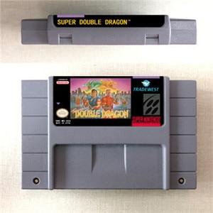Image 1 - Super Double Dragon   Action Game Card US Version English Language