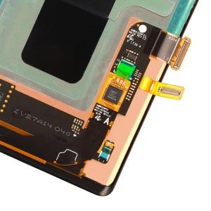 Image 5 - ORIGINAL 6.3 SUPER AMOLEDจอLCDกรอบสำหรับSAMSUNG GALAXYหมายเหตุ8 Note8 N950 N950FจอแสดงผลTouch Screen Digitizer assembly
