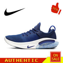Original authentic Nike Joyride Run FK men's running shoes sports trend classic comfortable and breathable 2019 new AQ2730-400 new original authentic sensor rt 318m p 400
