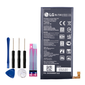 Original BL-T30 Battery for LG X Power 2 II L64VL M320F M320N M322 L63BL K10 Power M320 M320DSN M320TV MLV7N image