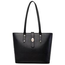 Womens Bag Retro Casual Designer Handbag Quality Top 2019 New Travel Shopping Set Luxury Simple