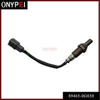 Sensor 89465-0g030 do oxigênio do o2 para toyota land cruiser prado grj150 grj120 1 grfe 894650g030