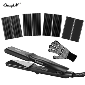 4 In 1 Hair Curling Iron+Heat