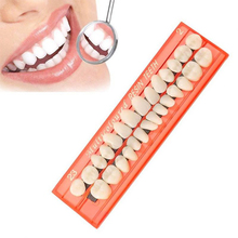 Fake Tooth Cover Snap On Resin Perfect Smile Upper Veneer Beauty Tool Smile Cosmetic Denture Care Beauty Tool