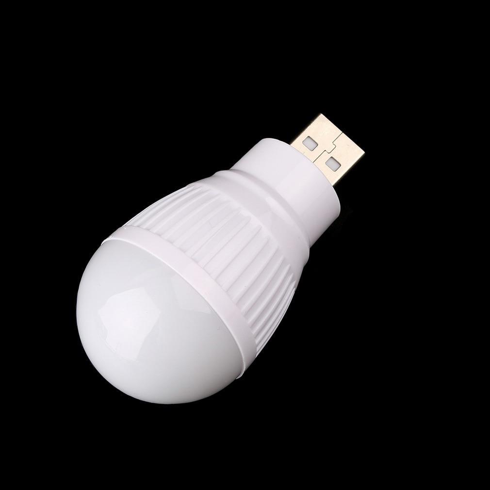 Portable Mini USB LED Light Lamp Bulb For Computer Laptop PC Desk Reading Hot New