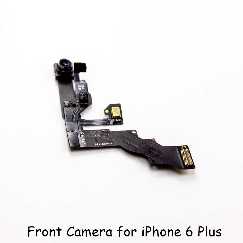 FVBH Front Camera Ring Holder for iPhone 6 Plus Front Camera Ring  Moduler Sensor Proximity Flex Cable Repair Replacement