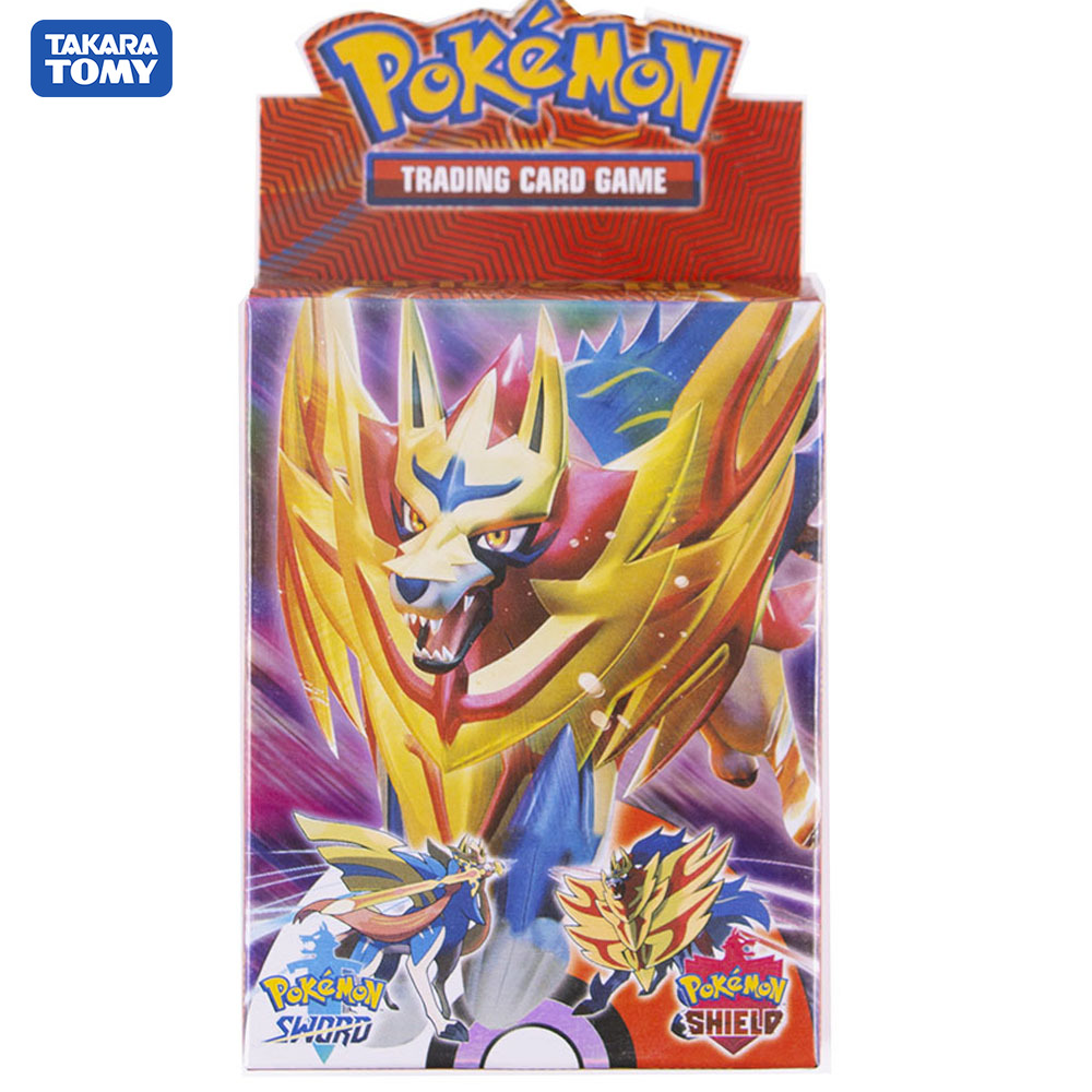 2020-new-version-of-font-b-pokemon-b-font-card-sword-and-shield-series-25-new-card-game-card-collection
