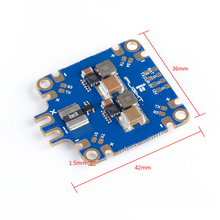 iFlight 36x36mm SucceX PDB 2-8S 330A 5-36V ESC Power Distribution Board with Dual BEC for RC FPV Racing Drone DIY Spare Parts