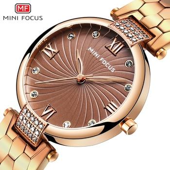 MINI FOCUS Luxury Ladies Watch