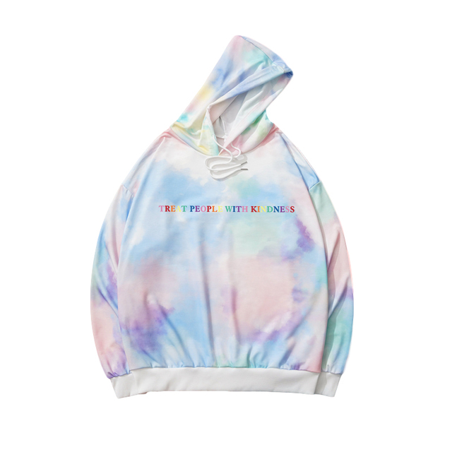 TREAT PEOPLE WITH KINDNESS THEMED HOODIE