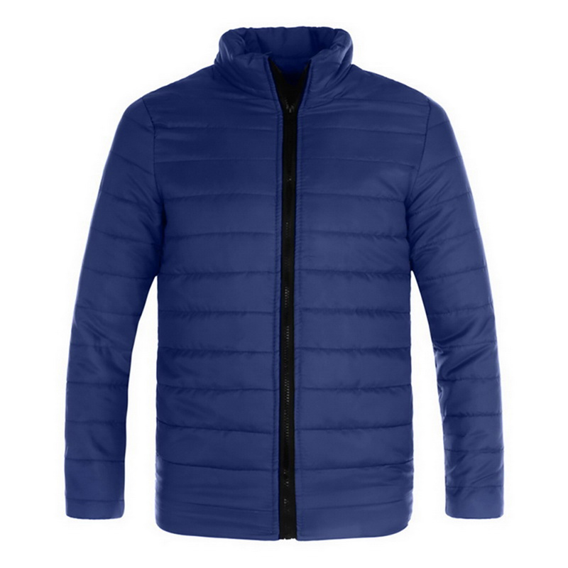 Candy Color Men's Parkas Hooded Men Parka Men's 2019 Clothes And Coats Fot Male Cotton Autumn And Winter Clothing