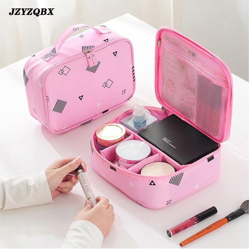 Womens Toiletry Bag Zipper Beautician Makeup Necessaire Feminina Multifunction Travel Organizer Wash
