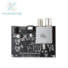 Khadas VTV 확장 DVB T 개발 보드, EU 플러그